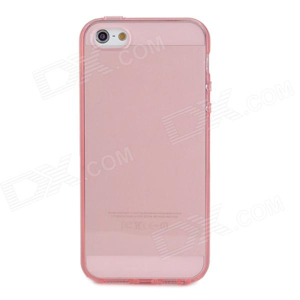 Protective TPU Case for Iphone 5 - Pink