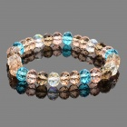 S-001 Colorful Crystal Bracelet for Women