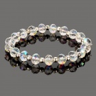 S-024 Fashion Crystal Bracelet for Women - White
