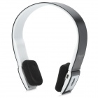 BH23 Bluetooth V3.0 + EDR 2-Channel Stereo Headset  - Black + White