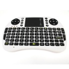 MK809 II Android 4.2.2 Mini PC TV Player w/ Bluetooth / i8 Wireless Keyboard Set - Black