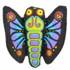 Cute Butterfly Style Catnip Pet Cat Toy - Multicolored
