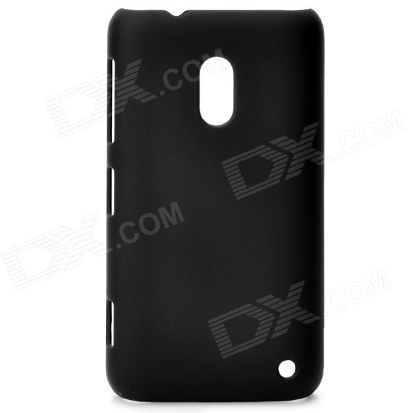 Protective Plastic Hard Case for Nokia Lumia 620 - Black