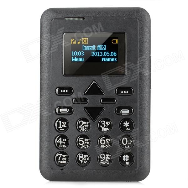 Super Slim GSM Card Phone w/ 1.1
