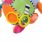 Cute Mouse Shape Baby Crib Hanging Bell Toy - Multi-Colored