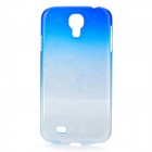 Protective Water Drop Style Back Case for Samsung Galaxy S4 / i9500 - Blue