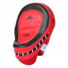 Professional Punch Mitts Boxing Martial Arts Training Pad - Red + Black