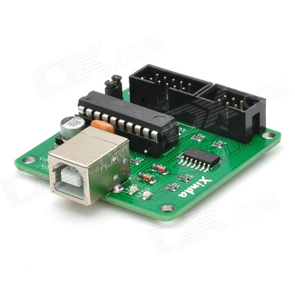 Manolins usbtinyisp usb isp programmer download for