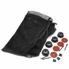 Car Vehicle Elasticated Bungee Boot Cargo / Luggage Organizer Fixing Net - Black