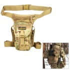 FREE SOLDIER YTB216 Multifunction Outdoor Sports Hiking Nylon Waist Bag - Camouflage Color (6L)