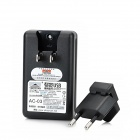 3030mAh Li-ion Battery + US Plug Battery USB Charger + EU Plug Adapter for Samsung Galaxy S4 i9500