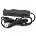 "Universal 1.7 ""Red LED Digital Temporizador Auto Para NA / Turbo - preto (12V)"