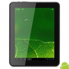 ATM-801-1 8 '' kapacitiv skärm android 4.1 Quad Core Tablet PC w / wi-fi / kamera - svart + silver