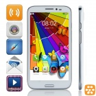 "GFive G9 MTK6589 Quad-Core Aliyun 2.0 WCDMA Bar Phone w/ 5.7"" HD, Wi-Fi and GPS - White"