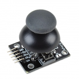KEYES KY-023 PS2 Game Rocker Module for Arduino - Black