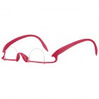 Finding Color Nylon Double-Fold Eyelids Trainer - Deep Pink