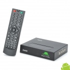 Jesurun A19 Android 4.2.2 Dual Core TV Box Media Player w/ HDMI / AV / VGA / USB Host - Black