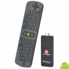 Gen zhuo K88T Android 4.1.1 Dual-Core Bluetooth TV Box Mini PC w/ HDMI / 4 x HUB / TF (8G) - Black