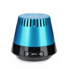 BIJELA HT-2009 Wireless Bluetooth V2.1 Speaker w/ Handsfree - Blue + Black