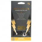 Anti-Shock Clear Screen Protector Guard for Iphone 4 / 4S - Transparent