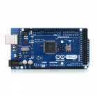 Mega 2560 R3 ATmega2560-16AU Board + USB Cable for Arduino - Black + Blue