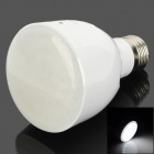 KD-SHENQIDENG-E27 4W 180lm ZBG 6500K 50-LED White Light Bulb Akku - Milky White