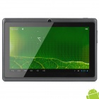 "S750L 7"" Capacitive Screen Android 4.1 Tablet PC w/ TF / Wi-Fi / Camera - Dark Grey + Black"