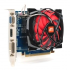 2048MB 128bit GDDR3 PCI Express 2.0 X16 Graphics / Video Card - Black + Red + Cyan