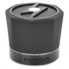 LXBT09S Portable Mini Wireless Bluetooth V2.1 Speaker w/ Mini USB / Handsfree - Black + Silver