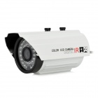 "Diske DSK-860SHE Water Resistant 1/3"" Digital CMOS Security Camera w/ 36-LED Illumination Lights"
