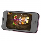 "Z7 Android 4.0 GSM Dual-Core Smartphone w/ 4.0"" Capacitive Screen, Wi-Fi and Quad-Band - Fuchsia"