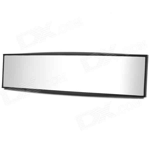 3R-299 Universal 11.5 Film-coated Anti-dazzle Parking Rearview ABS Mirror - Black