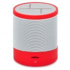 KTS-04 Bluetooth V2.0 + EDR Stereo Speaker w/ TF Card Slot / MP3 / Mini USB - White + Black