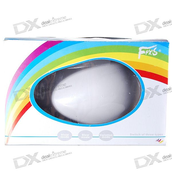 Rainbow-in-Room Clam Shell 5-LED-Wand Regenbogen Projektor