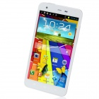 "4.2.1 WCDMA Bar S2000 MTK6589 Quad-Core Android Phone w / 5,0 ""capacitif, une connexion Wi-Fi et GPS - Blanc"
