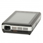 "WIZZ-PRO 5.0"" HD Capacitive Touch Screen Android 4.0.4 Smart DLP Projector w/ Phone + Wi-Fi + Camera"