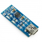 TP4056 1A Li-Ion battery Charging Module - Blue (4V~8V)