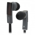 KEENION E810 Super Bass In-Ear Ohrhörer - Schwarz + tief grau