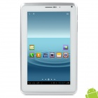 "WeTouch W77 7 ""TFT Dual Core Android 4.1 Tablet PC ж / 512MB RAM / 4 Гб ROM / SIM - белый + серебристый"