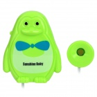SHANGNAPAI HQS-Y13018 Bedwetting Enuresis Alarm for Baby - Blue + Green