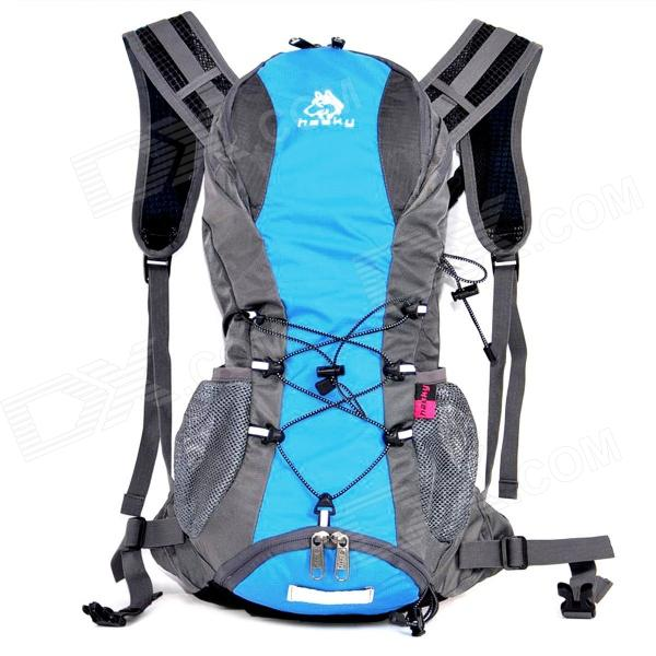 Hasky CY-2014 Mountaineering / Cycling / Hiking Backpack - Blue + Grey (20L)