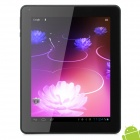 "G106 9.7 ""kapazitiver Schirm Android 4.0 Tablet PC w / SIM / TF / Wi-Fi / Kamera / HDMI - Silber"