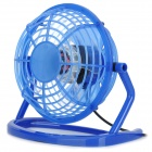 Loleng-816 USB Powered Mini Cooling Fan - Blue