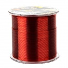 9.0# 0.510mm Nylon Fishing Line / Thread - Red (300M)