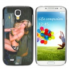 3D Hot Sexy Women Pattern Protective Plastic Case for Samsung Galaxy S4 i9500 - Black
