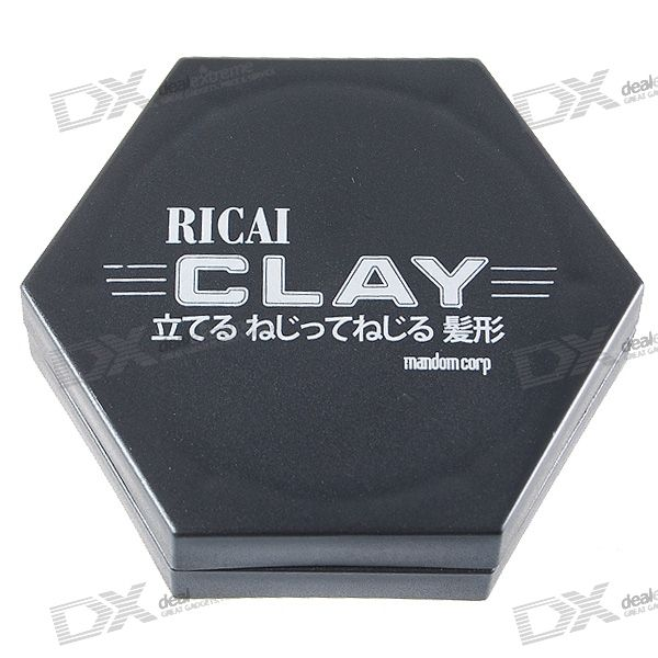 RICAI Clay Long Lasting Trendy Effect Aromatic Hair Clay (50g)