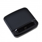 2-in-1 Charging Dock Station Stand for Samsung Galaxy S4 i9500 / Battery - Black