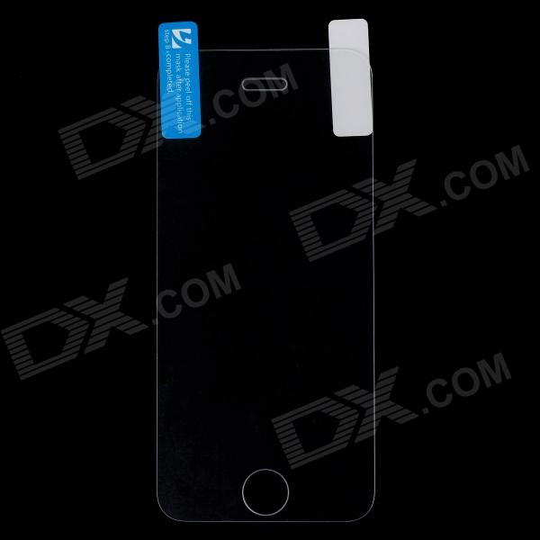 NEWTOP Premium Tempered Glass Screen Protector for Iphone 5 - Transparent