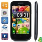 "Coolpad 7235 Dual-Core Android 4.0.4 WCDMA Bar Phone w/ 4.0"" Capacitive Touch Screen / Wi-Fi - Black"