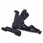 Car 360 Degree Rotatable Head Pillow / Air Outlet Display Stand Holder for Tablet PC - Black